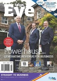 Business Eye Cover Feature!